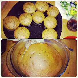 Baking has now become one of my best things...... any day! by Wakyna Munyua - Food & Drink Cooking & Baking