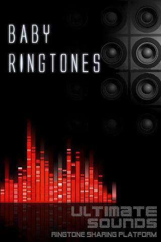 Baby Sound Ringtones