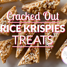 Cracked Out Rice Krispies Treats