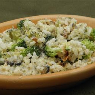 Creamy Broccoli and Rice
