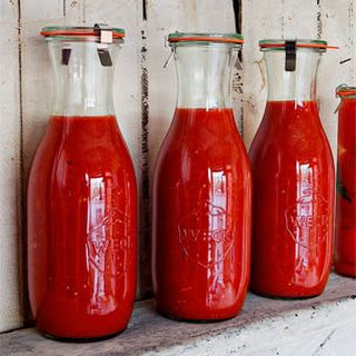 Canning Homemade Tomato Sauce Recipes