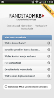 Screenshot of Alles over Loonschade