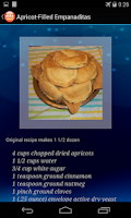 Screenshot of Baking Recipes Free