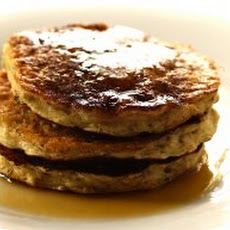 Oatmeal Raisin Pancakes Recipe