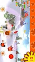 Screenshot of Chicken Fortress 3D Lite