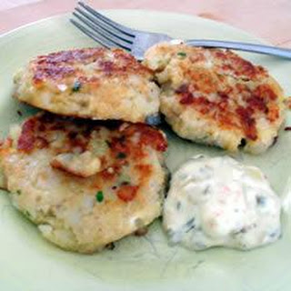 Fresh Cod Fish Cakes Recipes