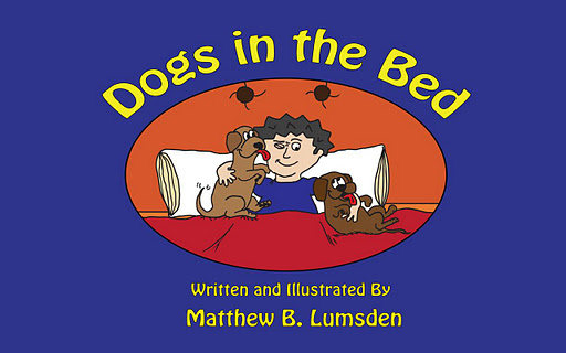 Dogs in the Bed book