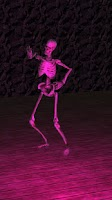 Screenshot of Skeleton Dance Party 3D