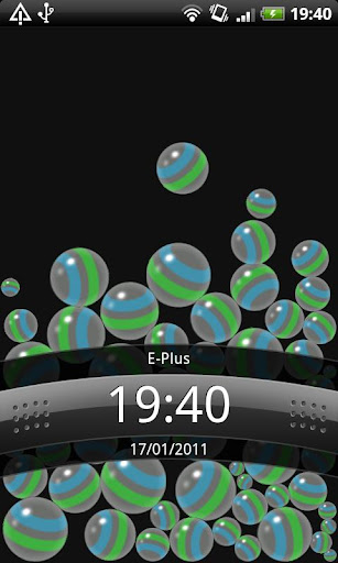Balls in a Box Live Wallpaper