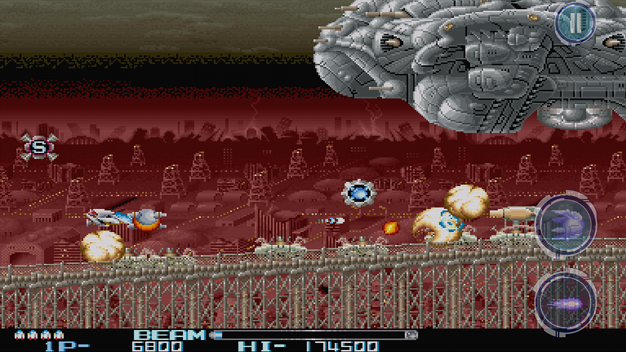 R-TYPE II Screenshot 3