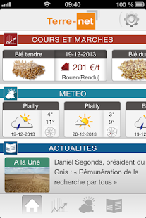 Terre-net - Agriculture - screenshot
