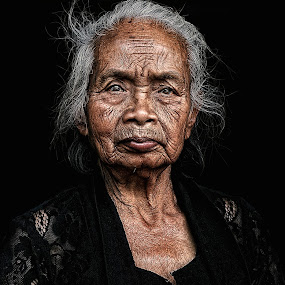 by Abhi Yasa - People Portraits of Women