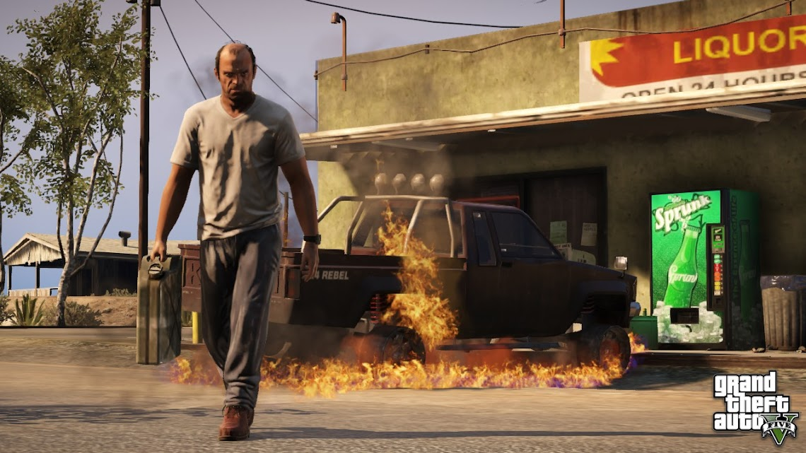 Rockstar: Don't install the GTA V play disc on Xbox 360