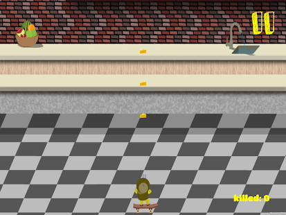 The Mouse Hunt - screenshot