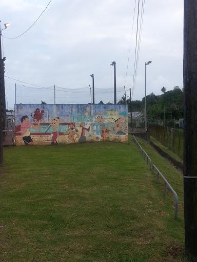 Fresque Tenis Club