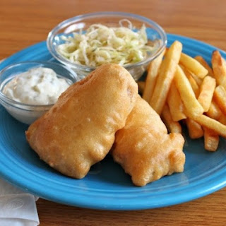 Gluten-Free Beer-Battered Fish Fry
