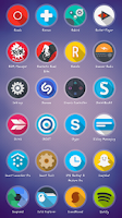 Screenshot of AroundLite - Icon Pack