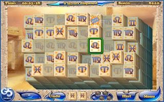 Screenshot of Mahjong Artifacts® (Full)