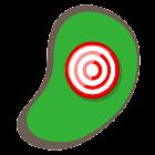 Golf Shot Tracker Pro Golf GPS icon