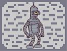 Thumbnail of the map 'Futurama - Bender'