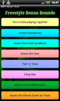 Screenshot of Guess the Intro MP3 Music Quiz