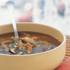 Hot and Sour Soup with Pork