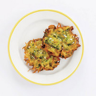 Zucchini-and-Potato Pancakes