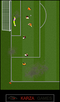Screenshot of Karza Football Man. 2015