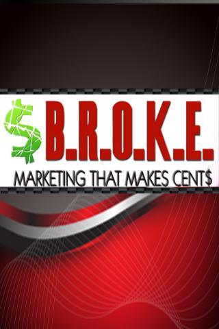 Broke Marketing
