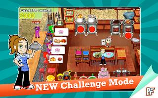 Screenshot of Cooking Dash
