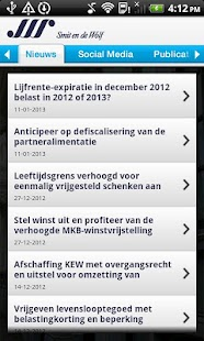 Smit en de Wolf - screenshot