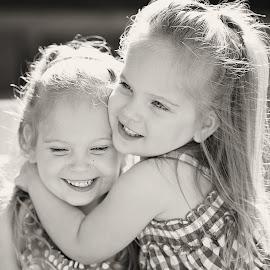 sister love by Lucia STA - Babies & Children Children Candids