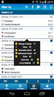 Screenshot of Süper Lig Soccer