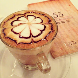 Mocha de Latte~ by George Lai - Food & Drink Alcohol & Drinks