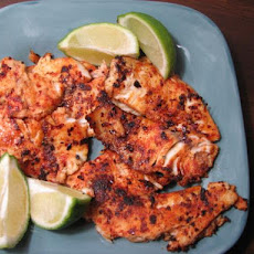 Ginger Lime Tilapia