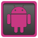Magenta Go Launcher EX Theme icon