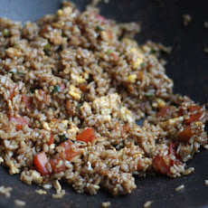 Brown Fried Rice