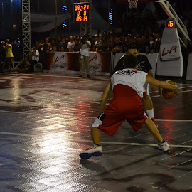 Streetball is Basketball by Zaldy Ogawa - Sports & Fitness Basketball