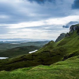 The Quiraing by Nicole Williams - Novices Only Landscapes ( quiraing skye scotland )