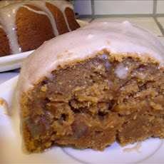 Souper Spice Sweet Potato Cake