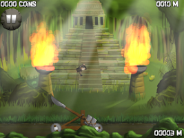 Screenshot of Rope Escape