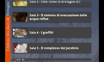 Screenshot of NantesCastello