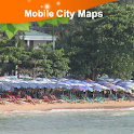 Pattaya Street Map icon