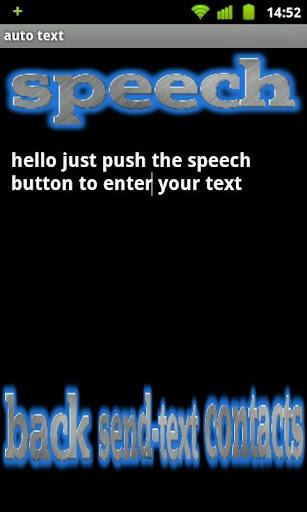 【免費通訊App】Auto Text Aid-APP點子