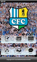 Screenshot of CFC-FanApp