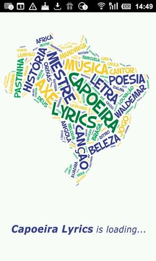 Capoeira Lyrics Lite