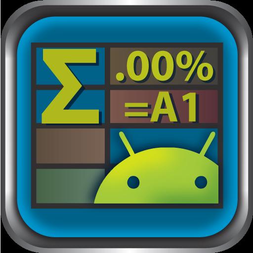 e-Droid-Cell Pro 電子表格 商業 App LOGO-APP試玩