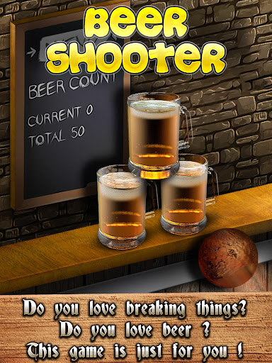 Beer Shooter - screenshot