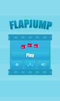 Screenshot of Mr Flap Jump