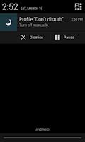 Screenshot of Nights Keeper (do not disturb)